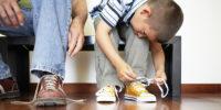 Как завязывать шнурки