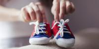 Размер обуви у детей