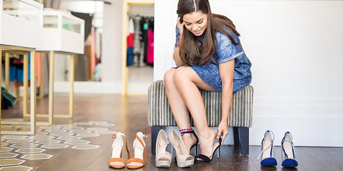 Обувь с АлиЭкспресс