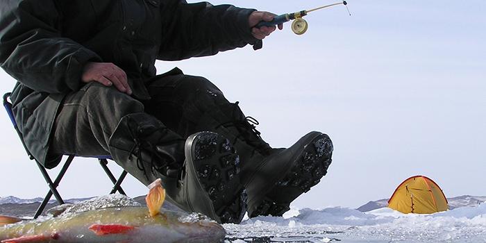 8d2e051ba Выбор недорогой теплой обуви для зимней рыбалки (Норфин, Йети, Хаски)