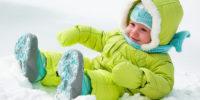 Зимняя обувь для ребенка