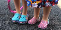 Размеры обуви Крокс