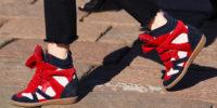 Обувь маранты