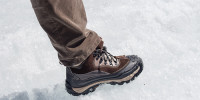 Самая теплая мужская зимняя обувь