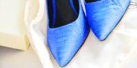 Синие лодочки