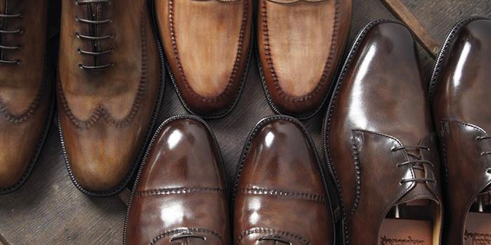 Классическая мужская обувь